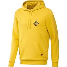 adidas Five Ten Graphics Hoodie Men, żółty